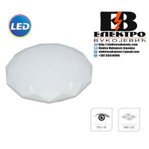 LED plafonjera 32W dijamantski oblik