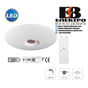 LED plafonjera 32W dimabilna sa daljinskim