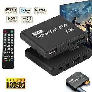 MINI HD MEDIA BOX