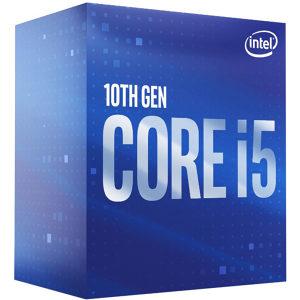 Intel Core i5-10400 (BX8070110400) Box Processor EU