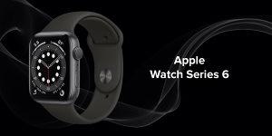 PAMETNI SAT APPLE Watch Series 6 GPS 44mm Grey
