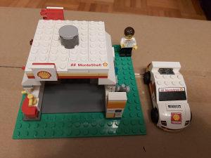 Lego benzinska shell