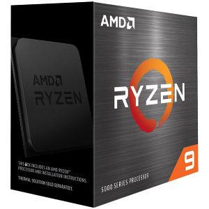 AMD CPU Desktop Ryzen 9 12C/24T 5900X 3.7/4.8GHz