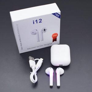 I12 bežične bluetooth slusalice Airpods InPods Earbuds