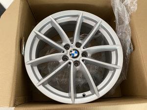 ALUMINIJSKE FELGE BMW 5X112 X3 X4 G30