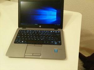 HP Elitebook 820 G1/ i5-4130U/8GBram/512GB SSD