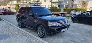 Land Rover Range Rover Sport 3.6 HSE TEK REGISTROVAN