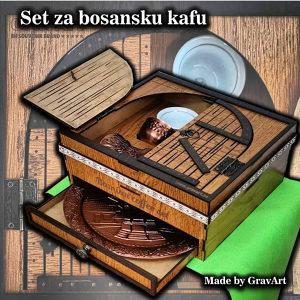 Set za bosansku kafu