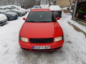 Audi A4 Sline 2.6 V6 benz-plin Top stanje,kao nov