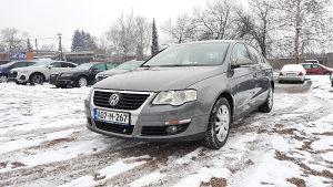 VW PASSAT 6 1.9 TDI 77KW 2005 REGISTROVAN LIMUZINA