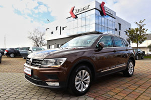 VW Tiguan 2.0 TDI 4Motion Sportpaket Exclusive Novi