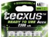 Punjive baterije Tecxus AA 4x2300 mAh