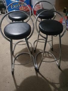 Stolice visoke