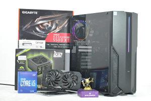 Gaming Računar I5 10400F/ RX 5500XT / 16GB DDR4/ SSD