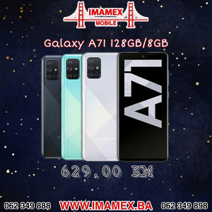 Galaxy A71(2020) 8GB/128GB