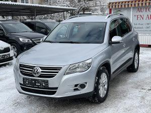 VW TIGUAN 2,0 TDI DSG 2010 SERVISNA UVOZ ŠVICARSKA