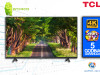 TV TCL 50P615 SMART 50'' 4K UHD Android LED