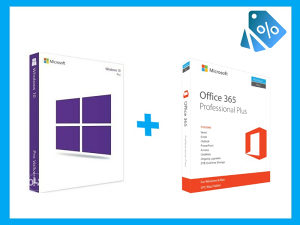 🥇*COMBO* Office 365 Pro + Windows 10 Pro   Original