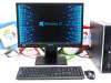 Office uredski set HP 8200 i5-2 120GB + Samsung 22''
