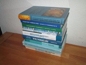 Stručne knjige Lot br. 1