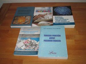 Stručne knjige Lot br. 2