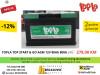 AKUMULATOR TOPLA START-STOP AGM 12V 80Ah 800A