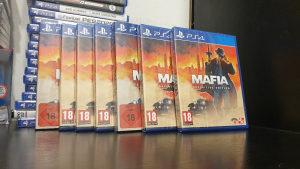 PS4 Mafia - Definitive Edition Playstation 4