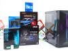 Gaming PC Cavy; i3-10100F; RX 560; 120GB SSD; 8GB DDR4