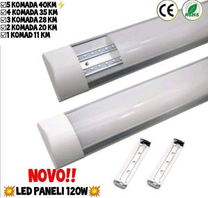 LED PANELI(A+)PANEL 120W SIJALICE
