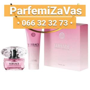 Versace Bright Crystal SET 50ml + 100ml BL Ž 50 ml + 100 ml Body Losion