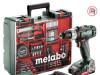 Metabo Bušilica-Odvijač Aku BS 18 L Set 2xAKU (2,0 Ah)