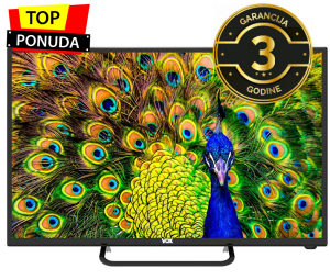 "VOX TELEVIZOR 43ADS314M, 43"", LED, SMART FULL HD"