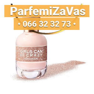 Zadig & Voltaire Girls Can Be Crazy 50ml EDP Ž 50 ml
