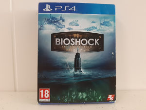 BioShock The Collection (PS4 - Playstation 4) 3 igre