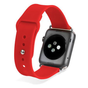 Narukvica Apple Watch 38mm 40mm Red
