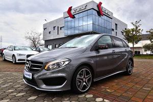 Mercedes-Benz B 180 CDI AMG Line NIGHT-PAKET FACELIFT