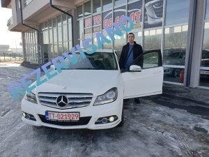 Mercedes C200 CDI 100kW 2013 god Facelift **237.000km**