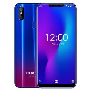 Oukitel Smartphone U23 Blue