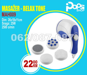 Masažer za tijelo - Relax Tone MAH009
