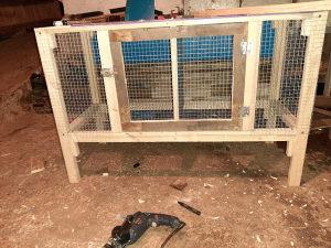 Kavezi za kunice zeceve kokosi i ostalo