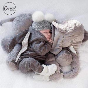 Jastuk za bebe Slonko