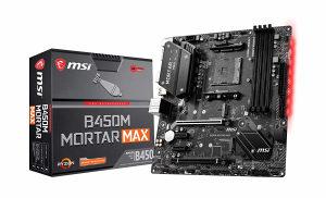 Combo AMD Ryzen 5 3600/MSI B450M Mortar MAX/16GB