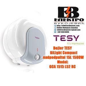 Bojler Tesy Compact nadpultni 15L 1500W