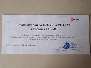 Vaučer za hotel Krvavec Slovenija