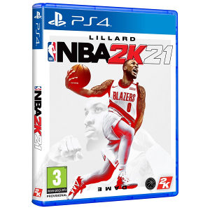 PS4 NBA 2K21 (PlayStation 4)