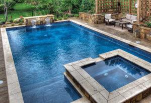 Izgradnja bazena bazen bazeni oprema fontana Fontane