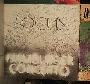 Lp Focus live HAMBURG