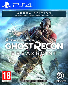 PS4 Tom Clancy's Ghost Recon Breakpoint Auroa Edition
