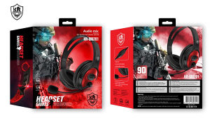 Slušalice Gaming headset KR-GM701