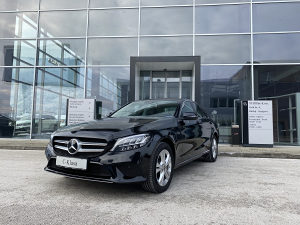 Mercedes-Benz C 220 d 4MATIC